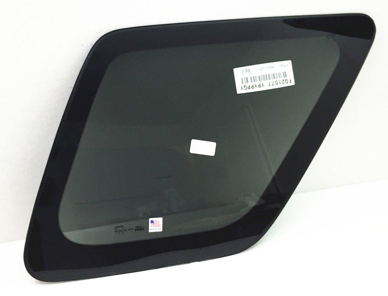 NAGD Fits 2002-2006 Honda CR-V 4 Door Utility Passenger Side Right Rear Quarter Glass OEM