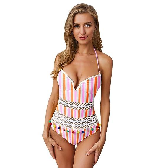 14a669feacf3 Verano Bikinis Mujer 2019 Bikini Brasileño Trikinis Push Up con ...
