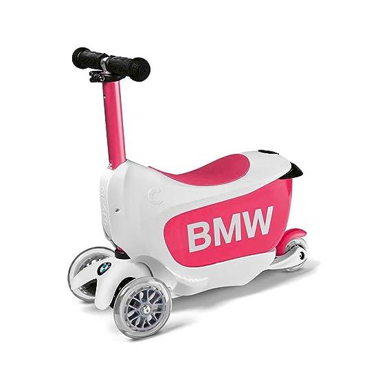 Amazon.com: BMW 80-93-2-450-902 Kids Scooter: Automotive