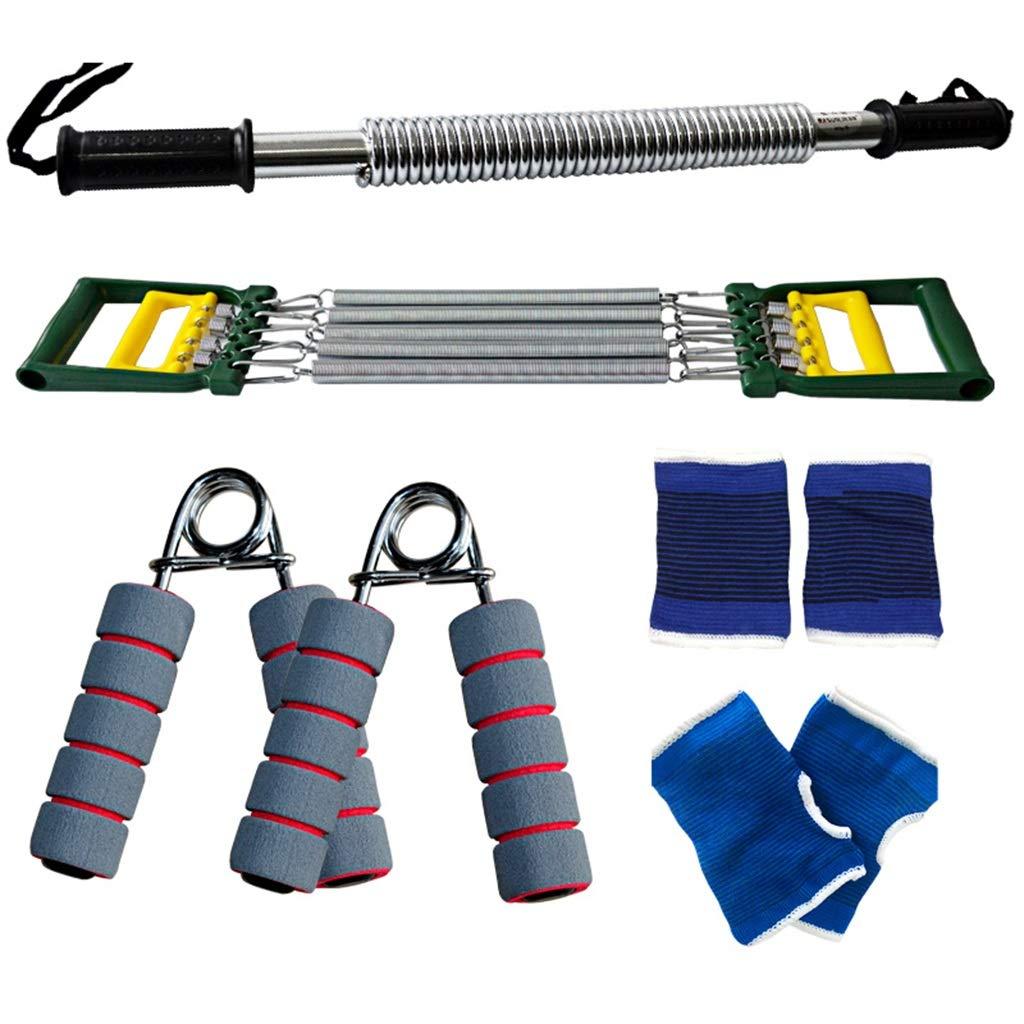 腹部エクササイザ、腕装備プッシュアップブラケット室内フィットネス機器の組み合わせ男性と女性の減量装置 30KG C B07HD8MR27