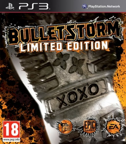 MICROSOFT BULLETSTORM LIMITED EDITION PS3