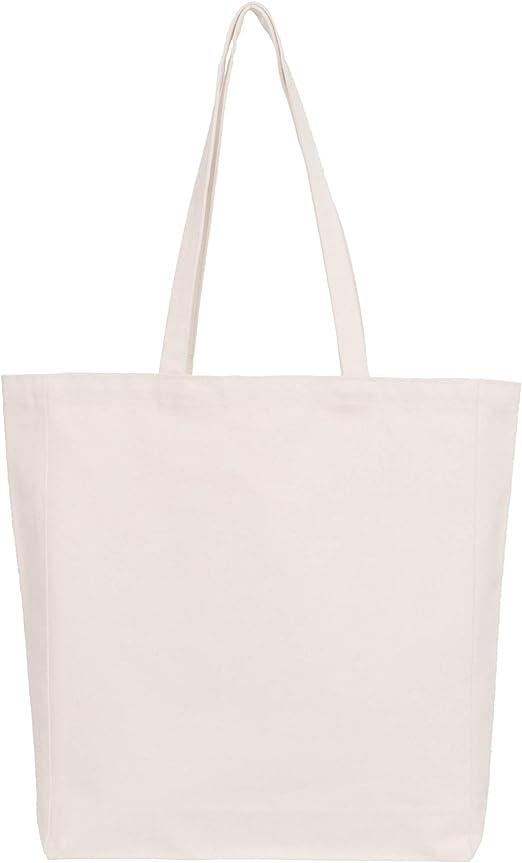 Thepaperbagstore 10 Bolsas de Compras de Uso Pesado ecológicas y ...