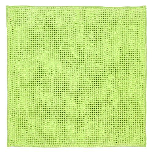 DIFFERNZ 31.102.89Candore Bath Mat, Lime Green/Matching Colour by Differnz