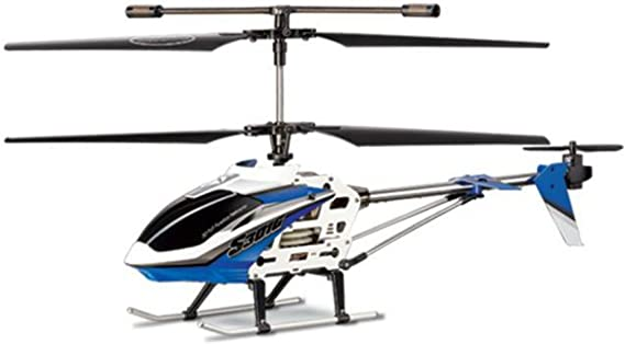 Syma S301g Metal Frame RTF Rc Helicopter Remote Control- Color Vary New