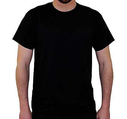 Venta al por mayor Negro Camisetas 100% algodón por amor tendencias (50 Camisetas)
