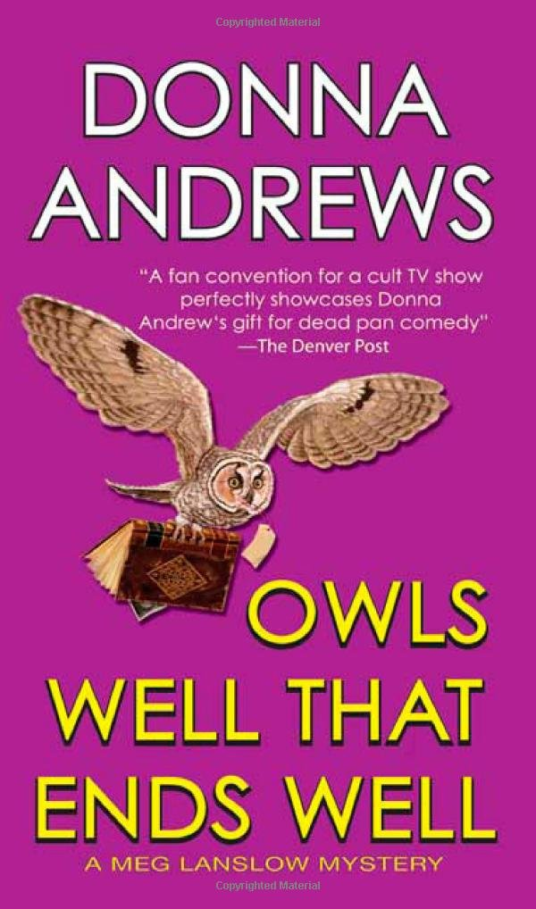 Owls Well That Ends Well (Meg Langslow Mysteries) pdf epub