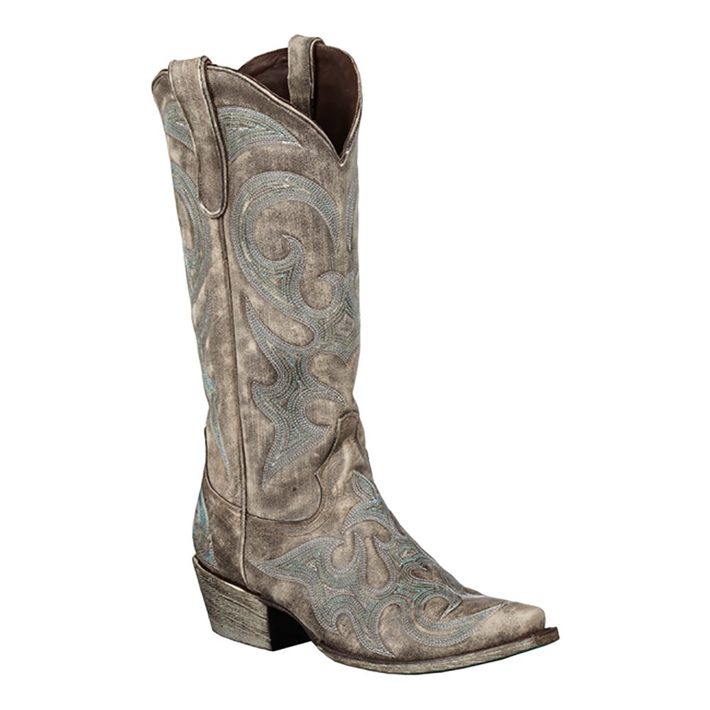 Lane Boots Women's Lovesick Western Boot, Brown, 10.5 M US