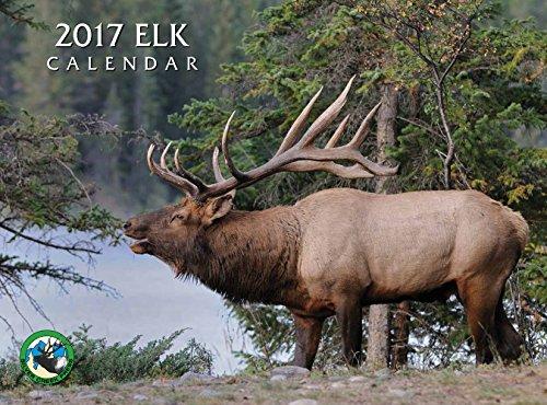 2017 Elk Calendar