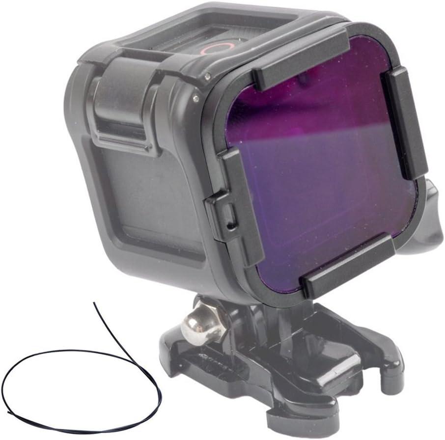 First2savvv Diving Switchable Lens Filter Kit for GOPRO Hero5 Session Hero4 Session Buoyancy Handheld Stick-GO-5Session-LJ-04