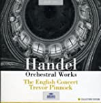 Orchestral Works: The English concert