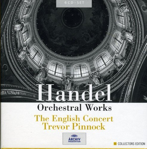 Handel: Orchestral Works by Archiv