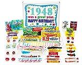 Woodstock Candy ~ 1948 70th Birthday Gift Box Nostalgic Retro Candy...