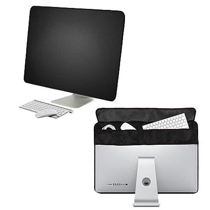 Leegoal - Funda Protectora Antipolvo para iMac, Protector de Pantalla para iMac, Monitor Protector