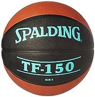 Spalding LNB TF150 Outdoor Basketball bunt mehrfarbig 5