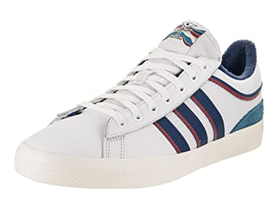 b967d30b75d adidas x Alltimers Campus Vulc (White Core Blue Scarlett) Men s Skate Shoes