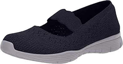 Skechers Seager Power Hitter, Mary Janes Femme