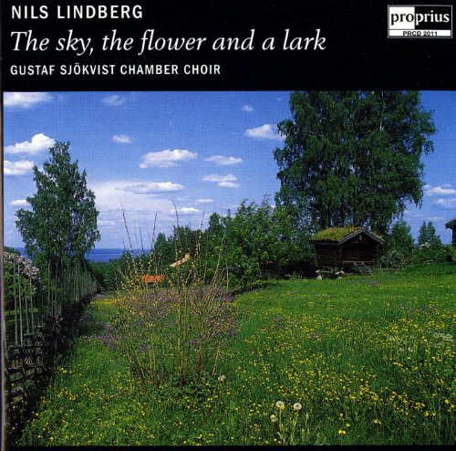 N.Lindberg - The sky, the flower and a lark