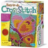 4M - Cross Stitch, juego de creatividad (004M2749)