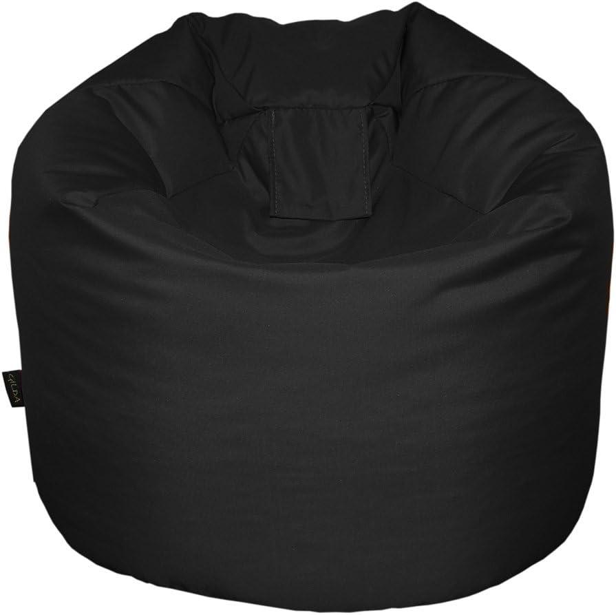 Gilda CHILDRENS BEANBAG - Bean bag Chair (Purple) Black