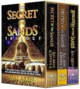 The Secret of the Sands Trilogy by [Aren, Rai, E., Tavius]