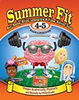 Summer Fit Fourth To Fifth Grade: Math Reading