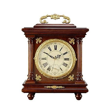 Reloj LWF Mesa para la Sala de Estar Decoración Escritorio ...