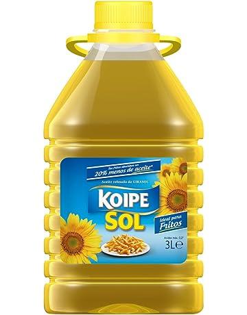 Aceite de semillas girasol Koipesol 3 litro pet