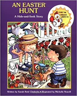 Easter Hunt an: A Hide-and-seek Story