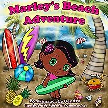 Marley's Beach Adventure (Naturebella's Kids Books)