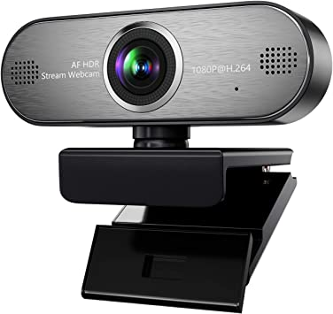 OPEN BOX C922 Pro Stream Webcam Genuine Logitech