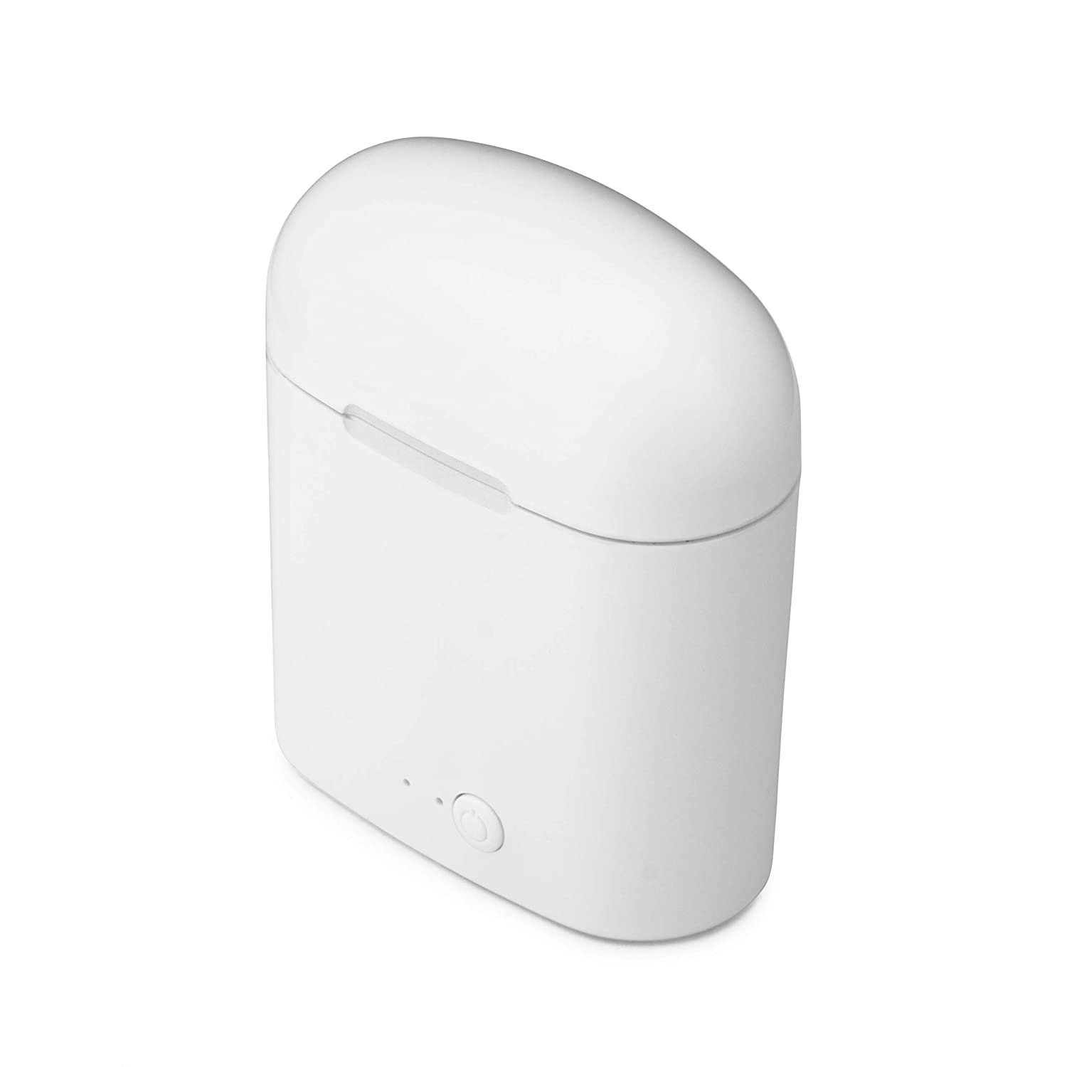 Unotec Twin-in Écouteurs Bluetooth Blanc:
