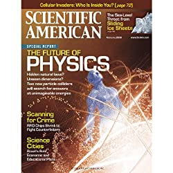 Scientific American, February 2008