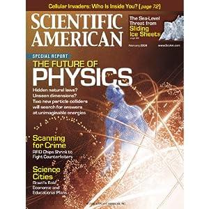 Scientific American, February 2008 Periodical