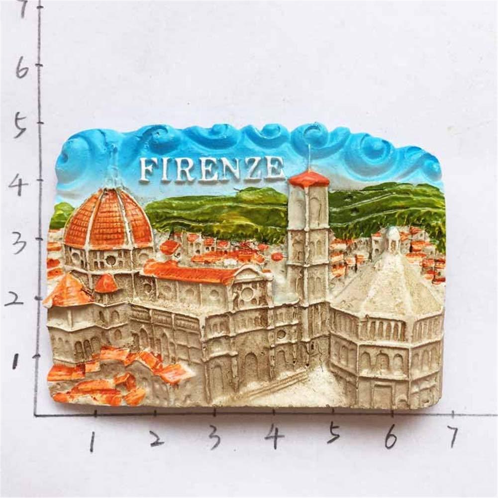 Weekino Souvenir Ciudad Vieja Florencia Firenze Italia Imán de ...