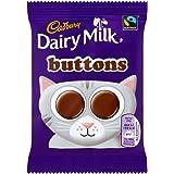 Cadbury Chocolate Buttons Bag 30g
