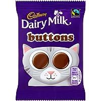 Cadbury Cadbury Chocolate Buttons Bag 30g, 30 g