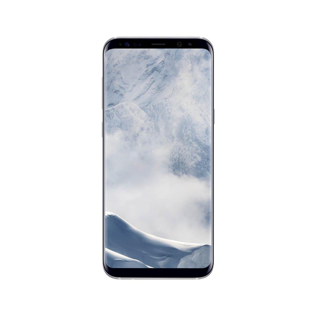 Samsung Galaxy S8, Smartphone libre (5.8, 4GB RAM, 64GB, 12MP), Gris (Orchid Grey), - [Versión española: incluye Samsung Pay, actualizaciones de ...