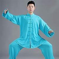 FJJLOVE Hombres Mujeres Tai Chi Wushu Ropa, Unisex