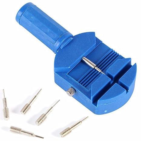 Dealglad® Banda de reloj herramienta de ajuste Remover Reparación Herramienta Dividir cuadro transferencia cuadro de