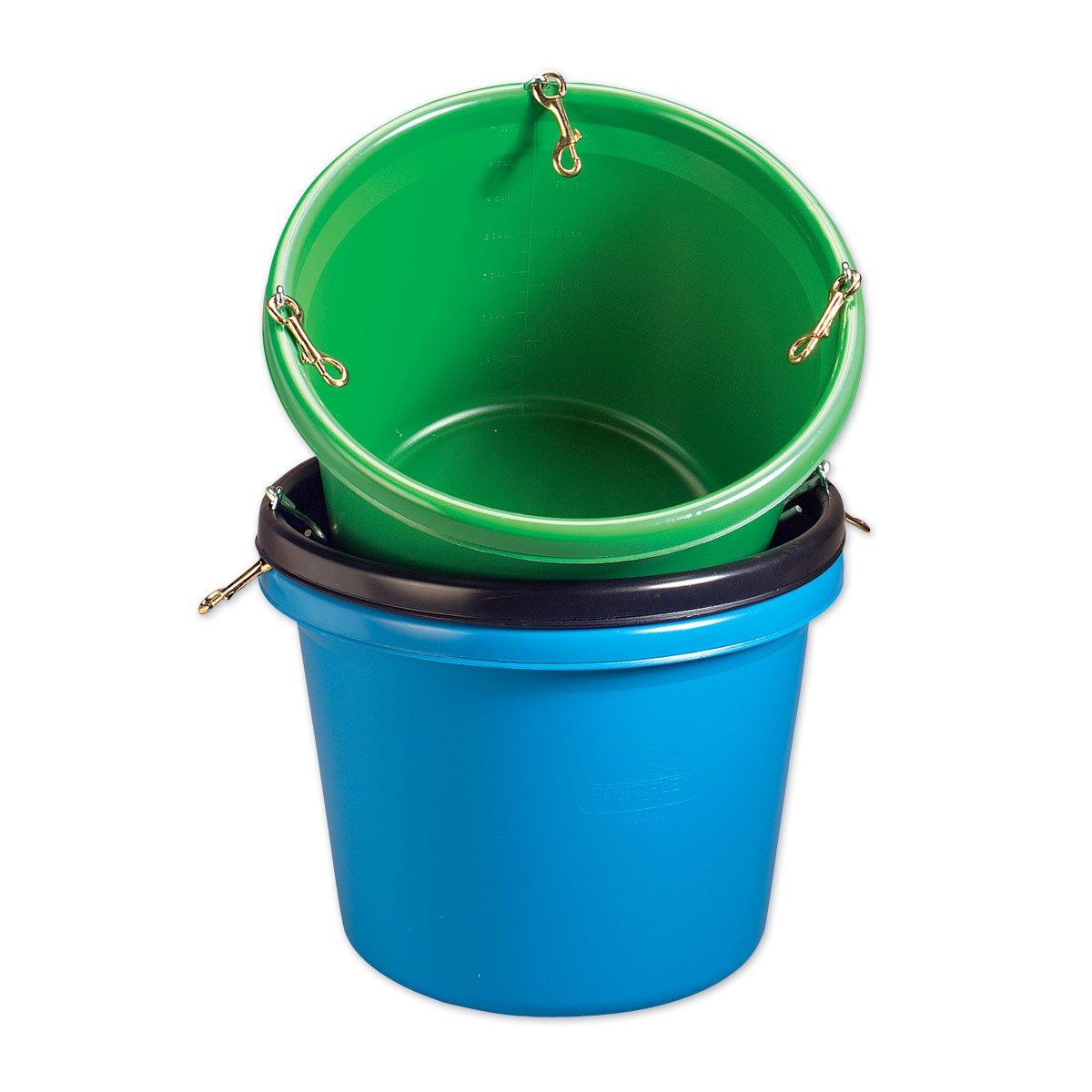 Fortex Industries Inc Round Feeder Tub Rf30- Green 30 Quart RF30GREEN