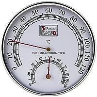 Termómetro De Sauna Higrómetro - 2 En 1