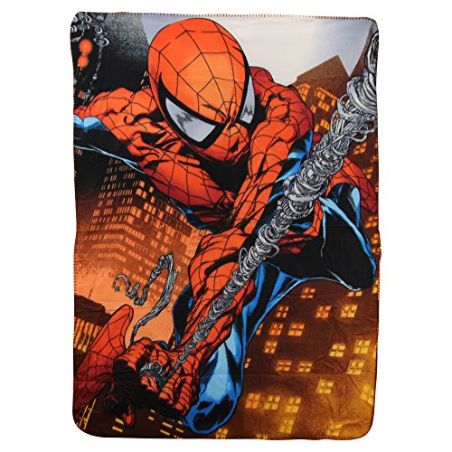 (Northwest Kid's Colorful Character Lightweight Throw Blanket 46