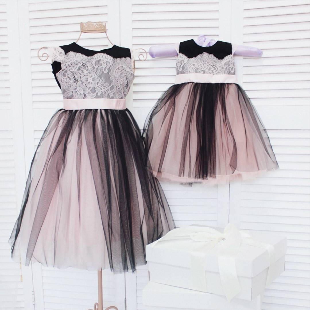 f9f5e9767e1 Mother daughter matching tutu lace dress black jpg 1080x1080 Matching white  dress mom