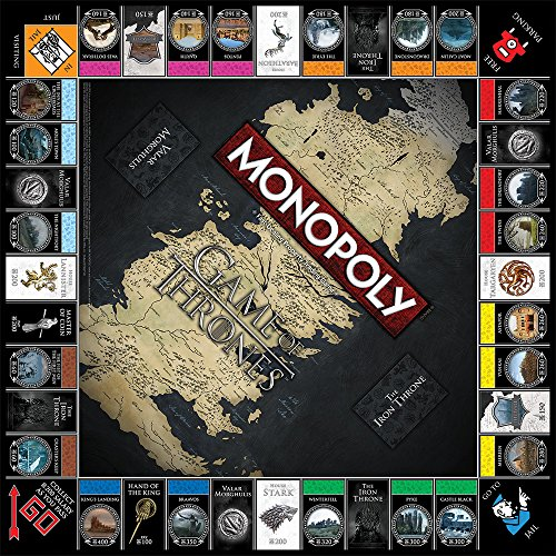 Monopoly: Game of Thrones Collector's Edition Board Game