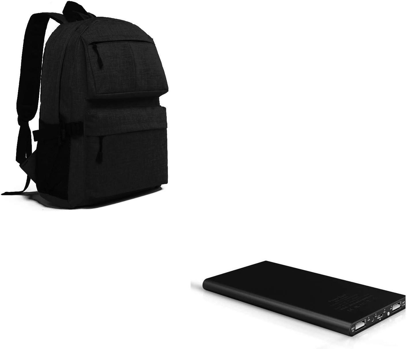 Pack para Motorola Moto G7 Smartphone (batería Plana de 6000 mAh ...