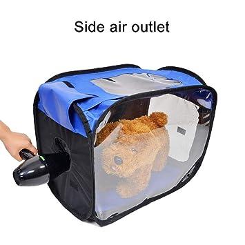 Funihut Chenil Plegable Lavable y Desmontable Cama Perro casa cámara Simple Pet Pack portátil Plegable Caja Transpirable para Perro caseta Teddy secador ...