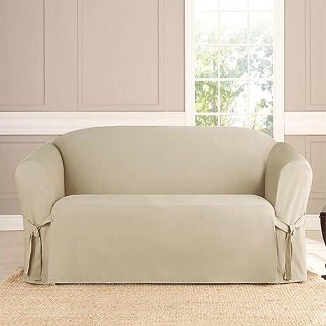 Amazon.com: microsuede Muebles Slipcover sofá 70 x 140 ...