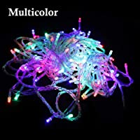 Halloween 10M 100LED Fairy String Light Waterproof Lamp