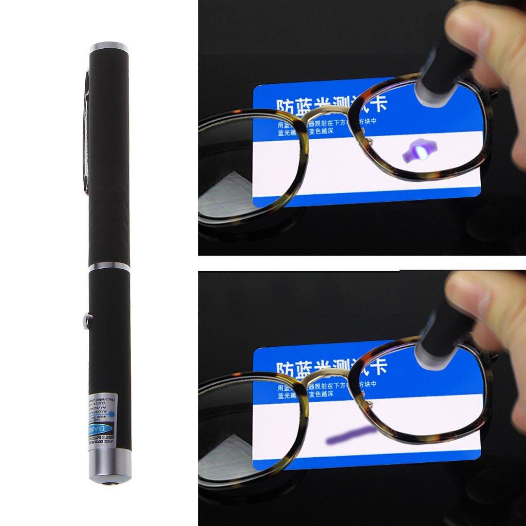 Freshsell Anti Luce Blu Occhiali Prova Penna insegnamento Torcia Cat Cattura Il Fascio di Luce