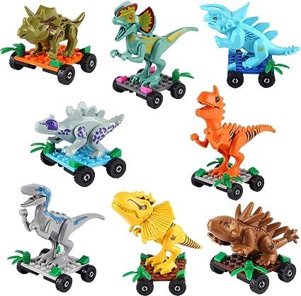 Plastic Dinosaur Jurassic Play Model Action Figures Toys Kids Educational Toys
